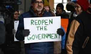 GoFundMe Crowdfunds For Furloughed Gov't Workers