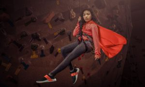 Super Heroic, Innovating Childrens' Shoes