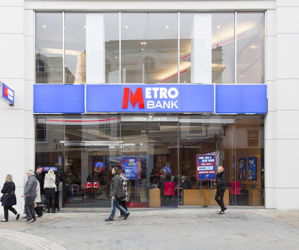 UK's Metro Bank Attacked By Cyber Fraud