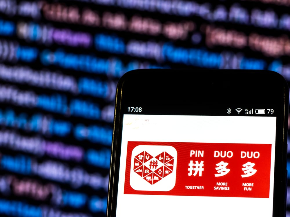 China's Pinduoduo Secures $1B In Funding