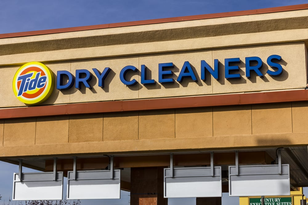 Tide Launches Omnichannel Laundry Service