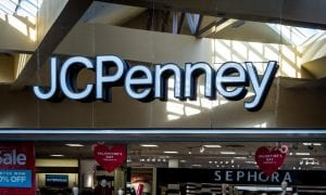 JCPenney Stores To Stop Selling Appliances