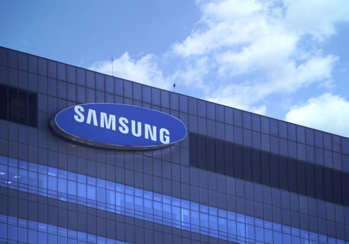 Samsung Invests $2.9M In French Crypto Co.