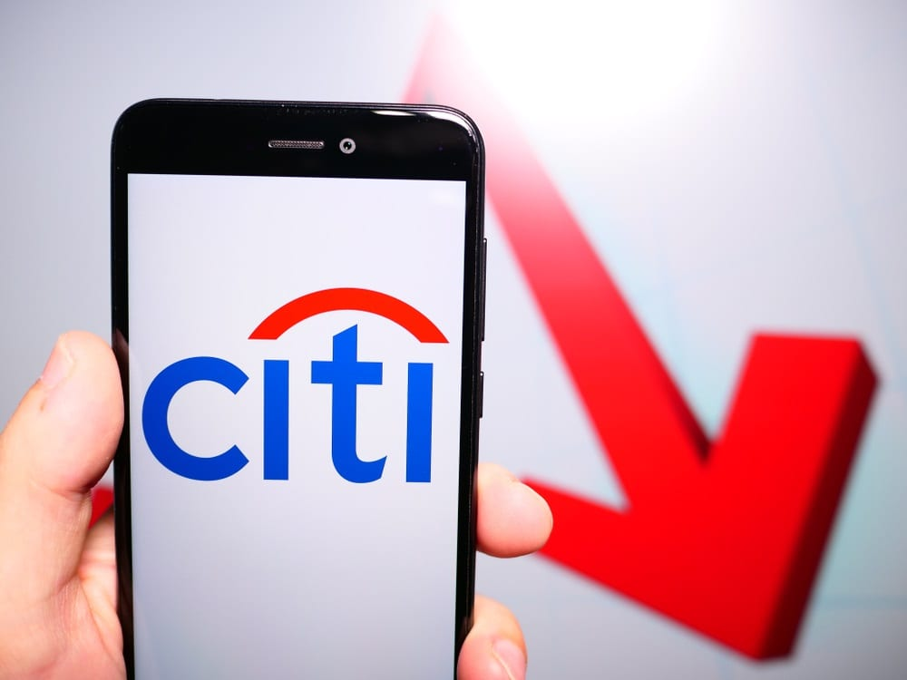 Citi's Earnings Slump In Q1