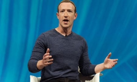 Facebook CEO Zuckerberg Asks Regulators To Establish Rules For Internet