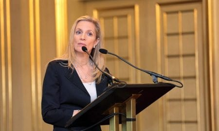 Federal Reserve Governor Lael Brainard