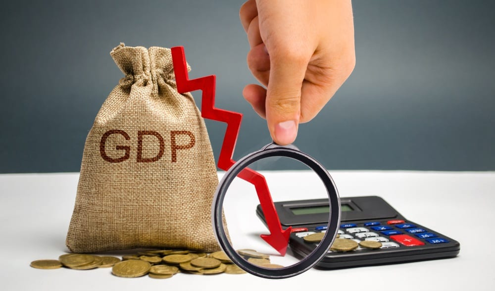 Fourth-Quarter GDP Growth Was Revised Lower