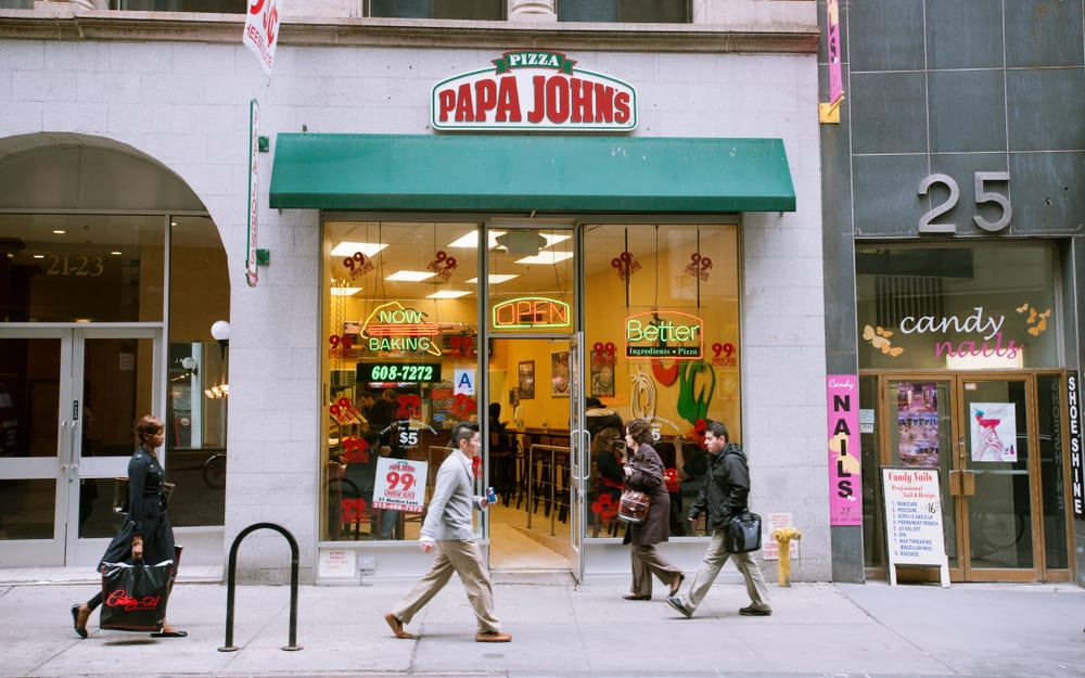 Papa John's, DoorDash Team Up For Pizza Delivery