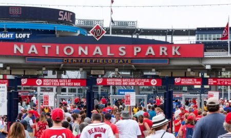 Square, Washington Nationals Offer Concessions