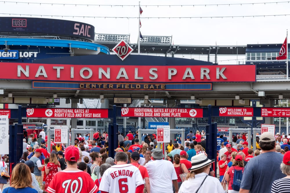 fc05752b8 Square Teams With Washington Nationals On In-Seat Concessions