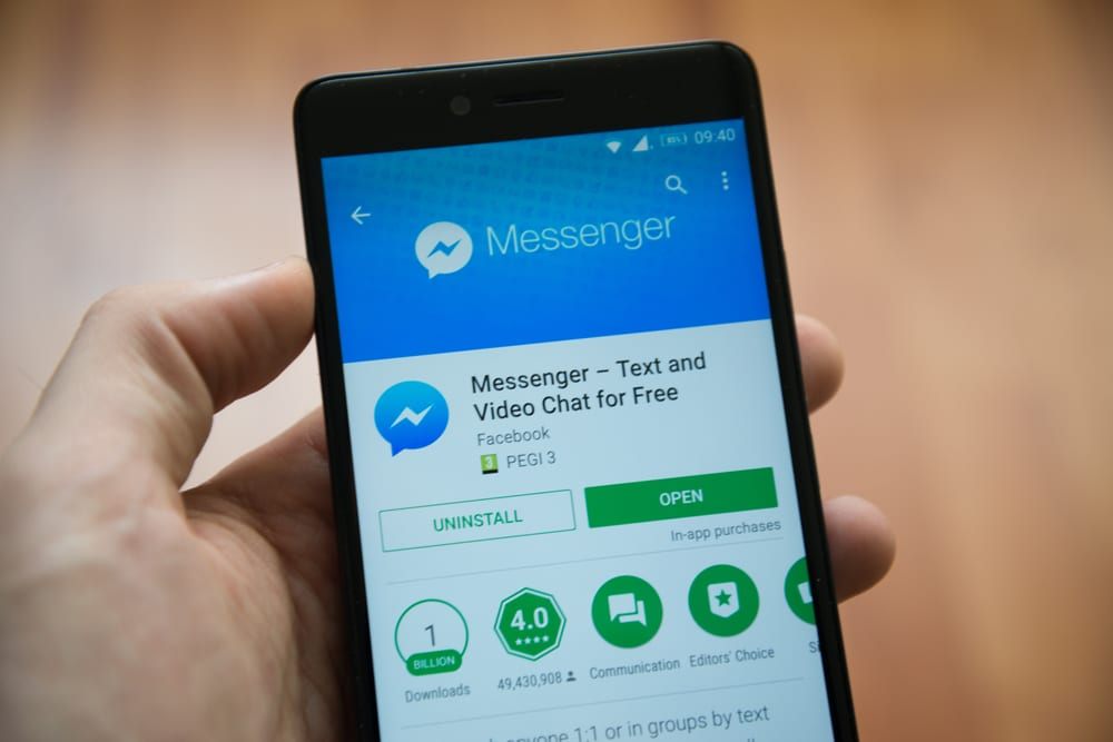 Facebook To Embrace Private, Encrypted Messaging