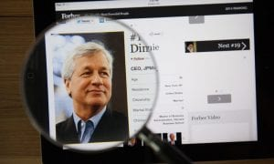 JPMorgan CEO Jamie Dimon