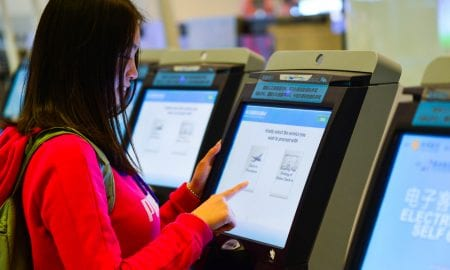 Kiosks Make Their Marks in International Markets