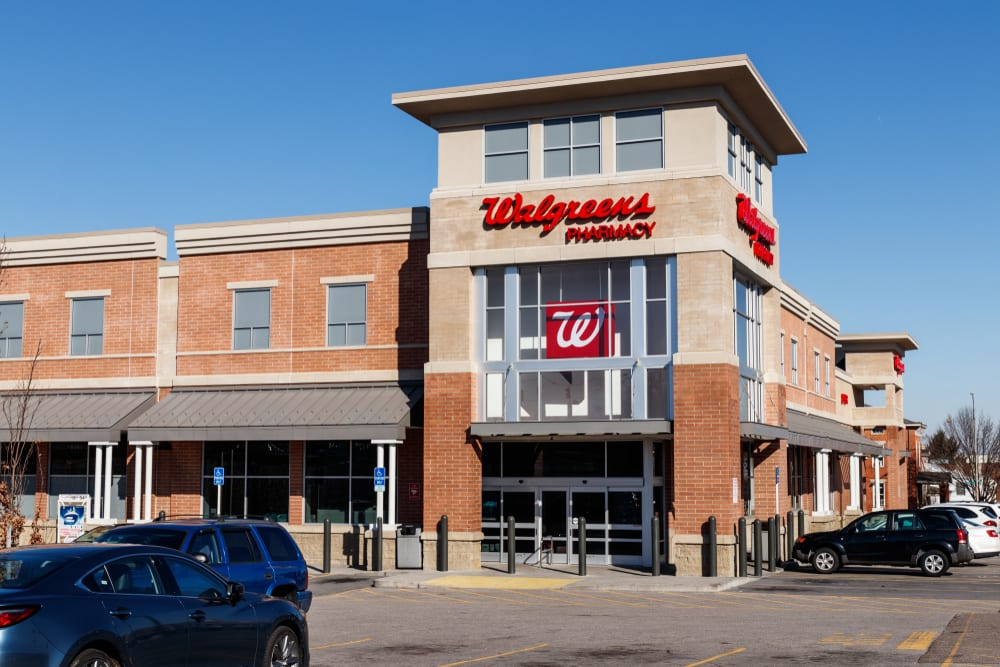Walgreens To Sell CBD Products In Select States