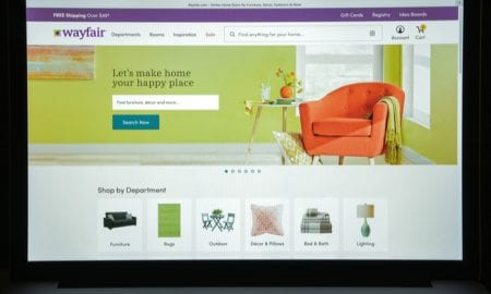 Wayfair To Open First Brick-And-Mortar Stor