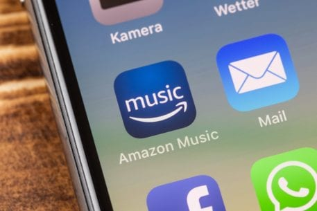 Amazon To Launch Free Ad-Supported Music Service
