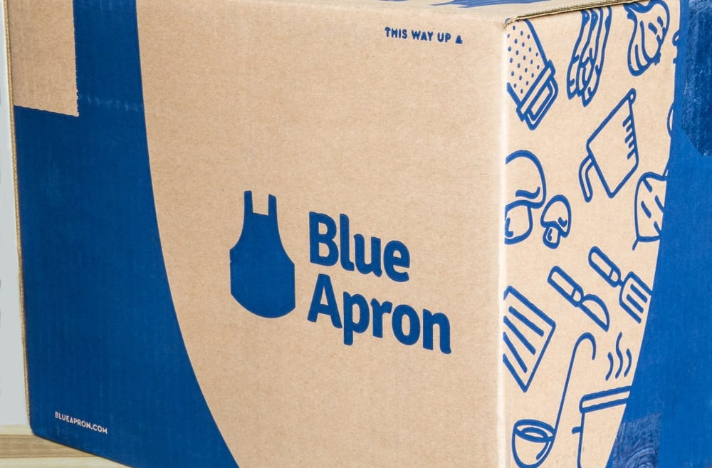 Blue Apron Meal Kit Co. Marks Seventh Birthday