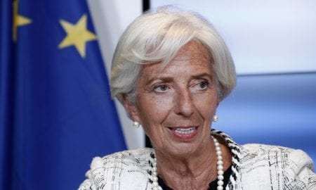 IMF Director Lagarde Warns Economy Has Slowed