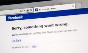 Outage Brings Down All Facebook Social Networks