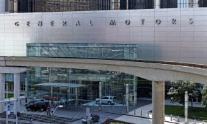 GM Posts Better-Than-Expected Q1 Profits