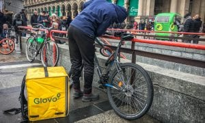 Delivery App Glovo Raises $169M In Series D