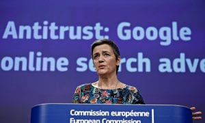 EU Google antitrust