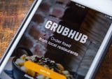 Grubhub Shares Dip On Competition From Uber Eats