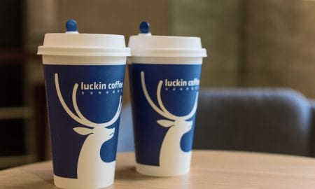 Chinese Coffee Co. Luckin Files For US IPO