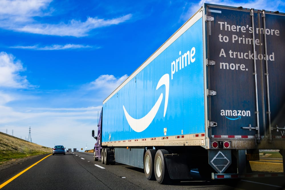 Amazon One-Day Shipping Sinks Retailers' Shares