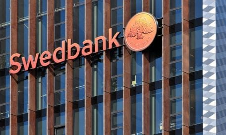 Swedbank Estonian CEO And CFO Suspended