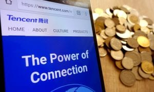 Tencent Invests In Mobile Banking Startup