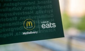 McDonald's Negotiates End Of Uber Eats Deal
