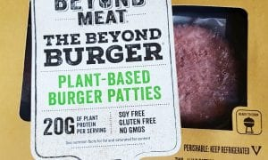 Wall Street Balks At Beyond Meat's Valuation