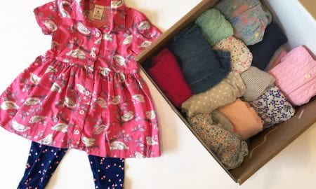 eTailers As Children's Clothing Treasure Hunters