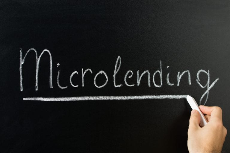 Can Microlending Fight Poverty In The US?