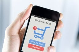 Study Reveals Mobile Shopping Behaviors