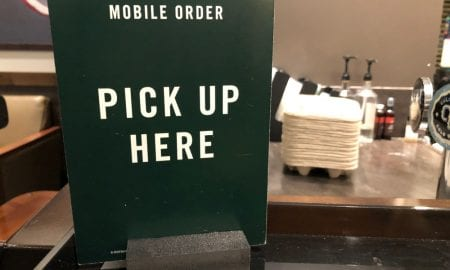 Food For Thought With Mobile Order-Ahead