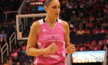 PayPal Takes The Court With WNBA's Phoenix Mercury