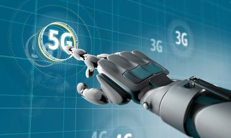 5G Technology Starts To Power Better Robots