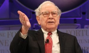 Tim Cook: Buffett Sees Apple As Consumer Co.