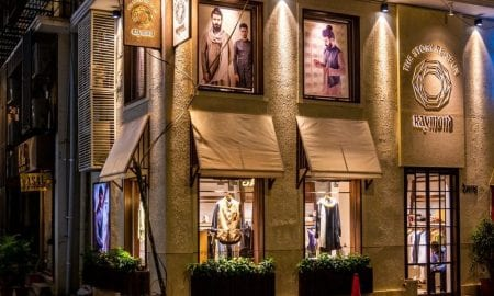 India high-end retail