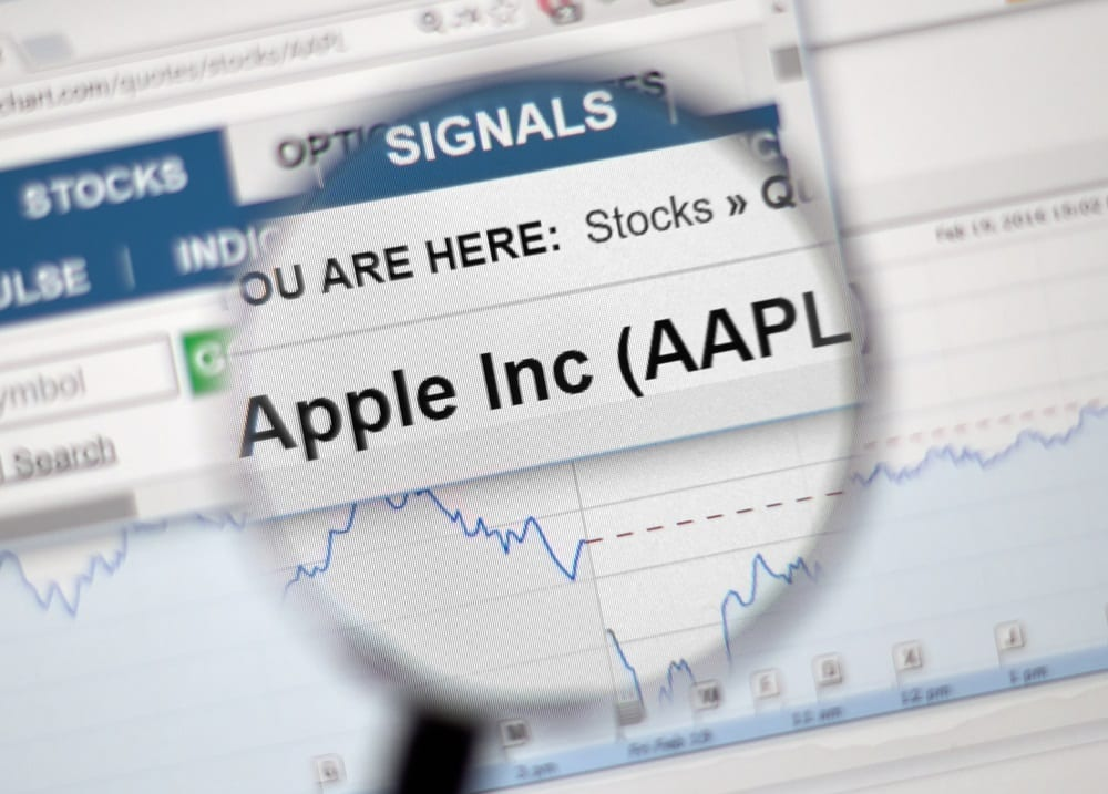 Apple Restarts Race To $1 Trillion Market Cap