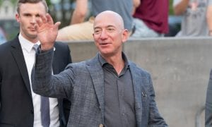 Jeff Bezos Says He's Fascinated By Auto Industry