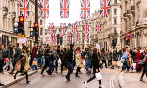 British Retailers: Sales Are Worst In 10 Years