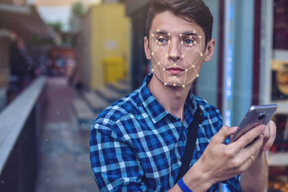 App Used Photos To Train Facial Recognition