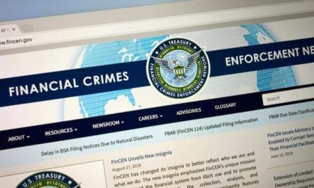 Financial Crimes Enforcement Network