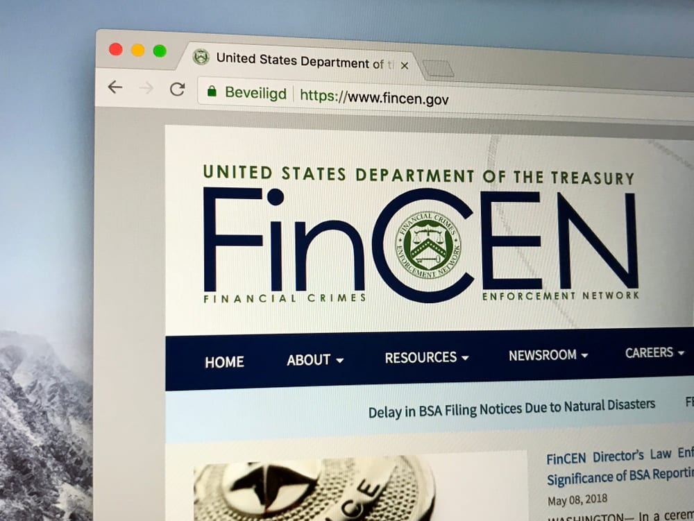 Finance Crimes Org Calls For Private Innovation