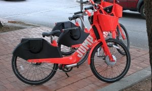 JUMP E-Bikes Available In London Through Uber