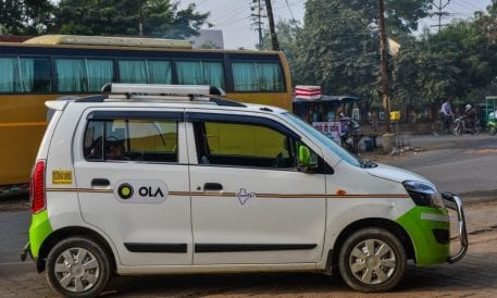 Ola Launches Credit Card To Further Monetize Its User Base