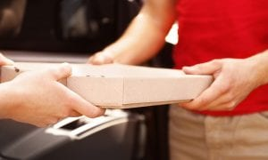 Square, Postmates Team To Offer Delivery Option